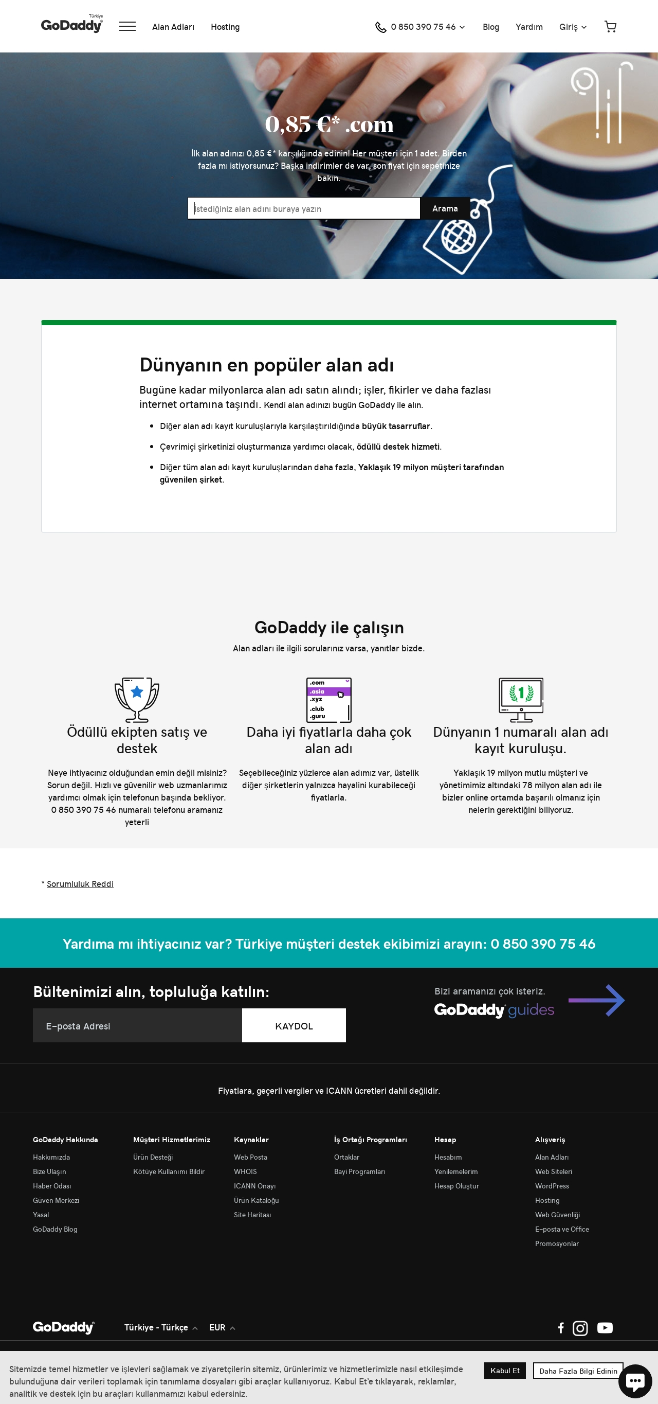 6 liraya .com domain alma – GoDaddy.com