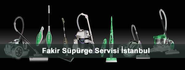 Fakir Süpürge Servisi İstanbul